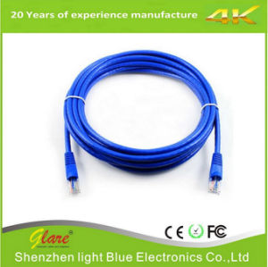 Snagless RJ45 LAN Network Cable for Computer pictures & photos