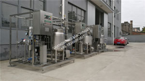 High Quality Plate Type Yogurt Pasteurizer pictures & photos