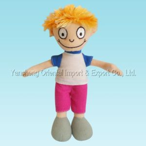 Plush Baby Doll for Boy Character pictures & photos
