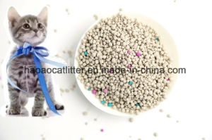 1-3.5mm Bentonite Cat Litter with Clumping pictures & photos