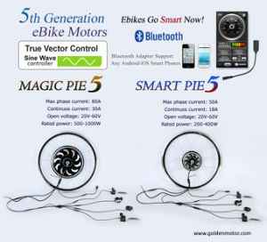 E-Bike Motor Wheel with Magic Pie and Smart Pie 5 Motor pictures & photos