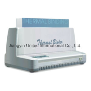 Hot Selling Wholesale Thermal Book Binding Machine Tb-3410 pictures & photos