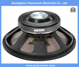 LJ15220-21 China Wholesale Professional Woofer Sound Equipment for Hot Sale pictures & photos