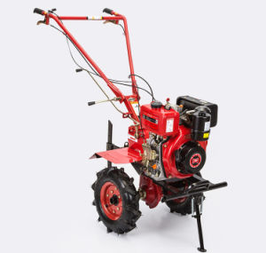 Agricultural Diesel Power Tiller with Rotary Tiller Gearbox for Sale pictures & photos