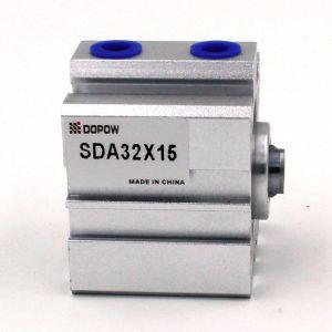 Dopow Pneumatic Cylinder Compact Cylinder (SDA40-200) pictures & photos