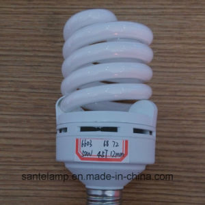 Full Spiral CFL All Watta Halogen/Mixed/Tri-Color 2700k-7500k E27/B22 220-240V pictures & photos