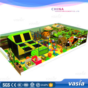 Popular Indoor Playground with Trampoline by Vasia (VS1-160428-168A-31A) pictures & photos