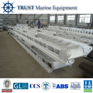 Marine Custom Cheap Folding Aluminum Ladder pictures & photos