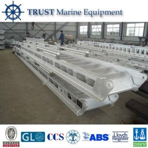 Marine Custom Cheap Folding Aluminum Ladder pictures & photos