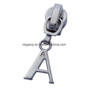 Nylon Slider Double Puller Non Lock pictures & photos