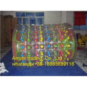 PVC&TPU Inflatable Water Games for Kids Walking Roller pictures & photos