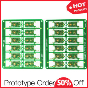 Fast RoHS Fr4 Printed Circuit Board Prototype pictures & photos