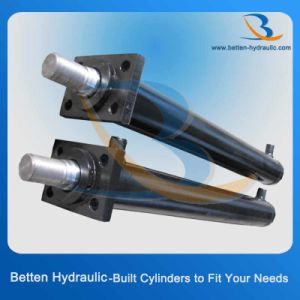 Single Acting Hydraulic Outrigger Cylinders pictures & photos