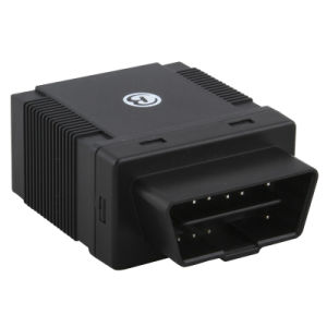 Obdii Car GPS Tracker GPS306A for Vehicle with Diagnostic Function pictures & photos