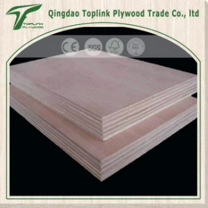 Facotry Sales Directly Birch Faced Poplar Core Plywood/ Commercial Plywood/ Furniture Ply pictures & photos