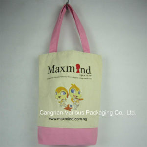High Quality Canvas Tote Bag, Cotton Bag (BG1060) pictures & photos