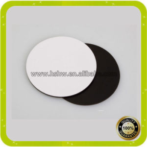 High Quality of Sublimation MDF Fridge Magnet for Heat Transfer pictures & photos