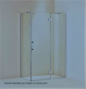 (HR-06) Adjustable Glass-to-Glass Shower Screen pictures & photos