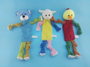 Long Leg Cutton Rope Lamb Toy for Pets Playing pictures & photos