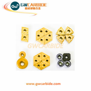 Carbide CNC Turning Milling Inserts pictures & photos