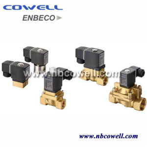12V DC Mini Plastic Carbon Steel Solenoid Valve pictures & photos
