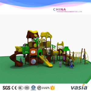 Kids Fruit Climbing Outdoor Playground Equipment by Vasia pictures & photos