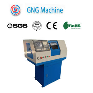 High Quality Electric CNC Center Lathe pictures & photos