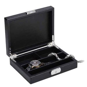 Leather Product Jewelry Box for Hotel Amenities pictures & photos