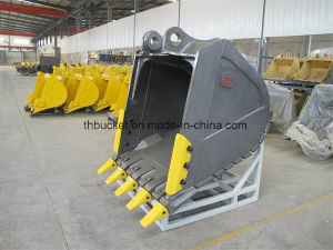 Excavator Bucket, Excavator Spare Parts, OEM Excavator Bucket with Pins pictures & photos