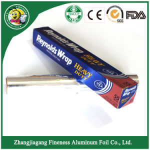 Alloy 8011 Household Catering Cooking Baking Aluminum Foil pictures & photos