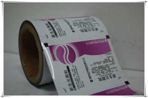 Composite Film for Pharmaceutical Packaging pictures & photos