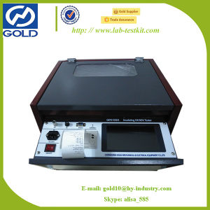 Insulating Oil Breakdown Voltage Bdv Tester pictures & photos