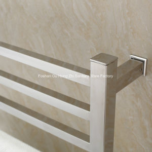 High Quality Electric Towel Dryer Rack for Household Using with Square Tube pictures & photos
