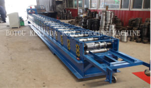 Metal Sheet Water Gutter Forming Machinery pictures & photos