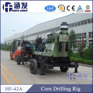Professional Core Drilling Machine! Hf-42A Core Drilling Equipment pictures & photos