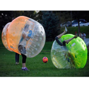 2016 TPU Inflatable Bumper Ball Toy/Bubble Soccer Ball for Sale