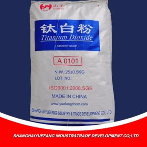 Hot Sale Titanium Dioxide TiO2 for Painting, Rubber, Battery pictures & photos