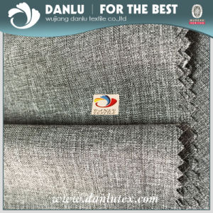 Twill Elastic Cationic Fabric for Garments pictures & photos