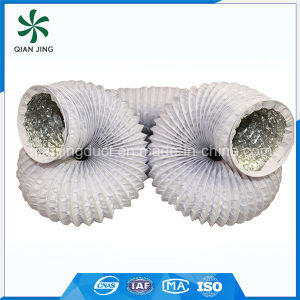 High Quality Combi PVC Aluminum Flexible Duct for Ventilation pictures & photos