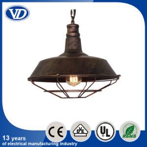 Nordic Retro Creative Personality Lamps Loft Lighting Iron Pendant Light