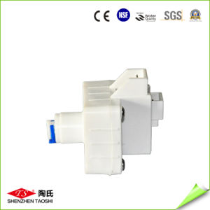 Blue Solenoid Water Valve for RO Water Purification pictures & photos