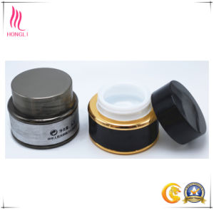 Black Cosmetic Bottle for Filling Cosmetics pictures & photos