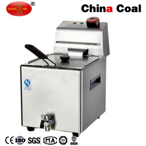 Stainless Steel Electric Oil Fat Deep Fryer Machine pictures & photos
