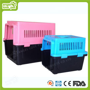 Extra-Thick Pet House Dog or Cat Carrier pictures & photos