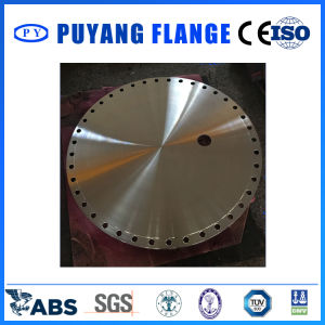 ASME Stainless Steel Forged Big Size Blind Flange (PY0132) pictures & photos