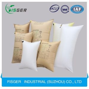 White Protective PP Woven Buffer Bag pictures & photos