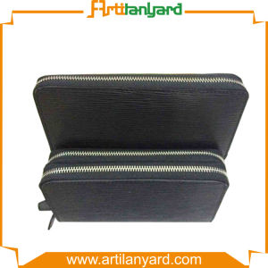 Colorful Customized Fashion Leather Wallet Purse pictures & photos