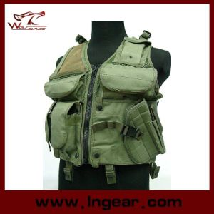 Military Airsoft Nylon Waterproof Hunting Combat Tactical Vest Protective Vest Type a pictures & photos