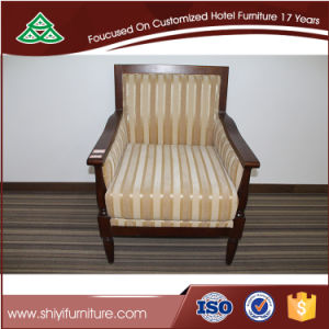 2017 New Design Fabric Single Seat Chair for Hotel Furniture pictures & photos