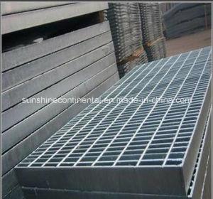 Hot Dipped Galvanized Platform Floor Welded Steel Grating pictures & photos